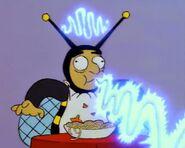 Bumblebee man spaghetti shock