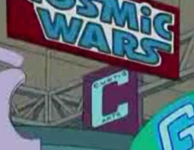Cosmic Wars - E4