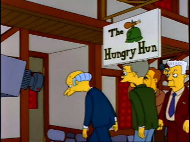 The Hungry Hun