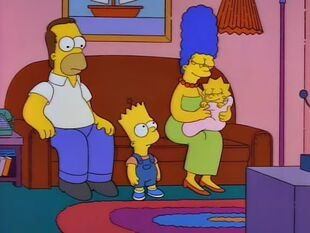 Lisa's First Word 113