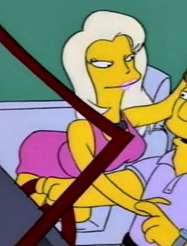 Freddy Quimby's girlfriend