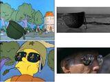 Os Simpsons: Paródias de filmes e séries
