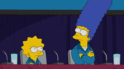 The Marge-ian Chronicles promo 6