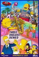 Three Dreams Denied