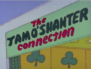 The Tam O'Shanter Connection