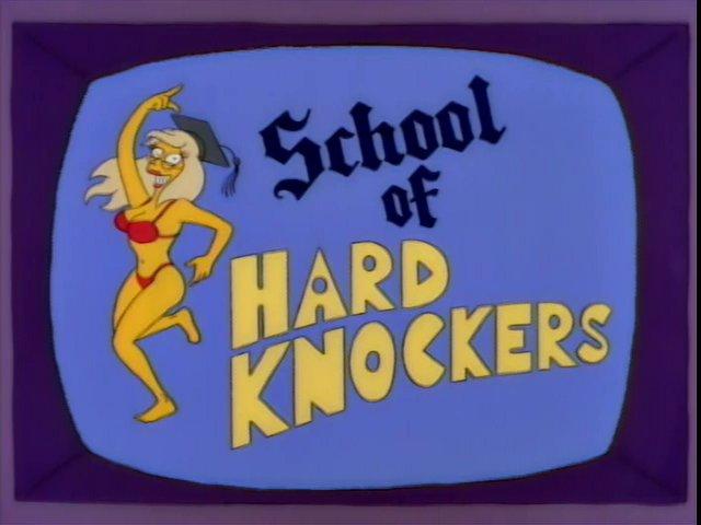 School of Hard Knockers