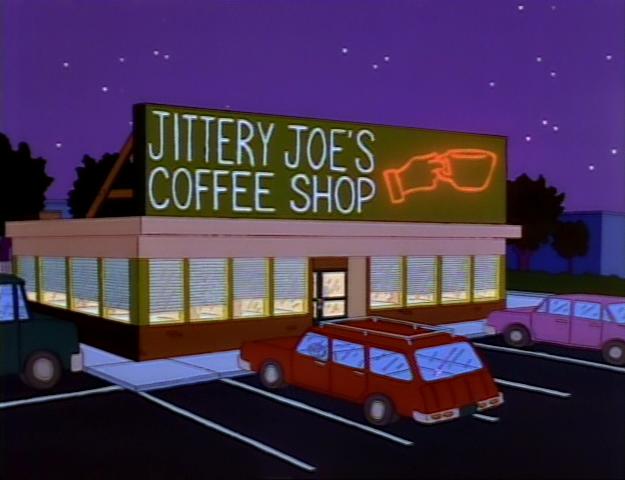 Jittery Joe's Coffee Shop