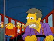 Skinner driving