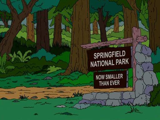 Springfield National Park