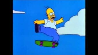 The_Simpsons_Bart_the_Daredevil_-_Homer_Jumps_Springfield_Gorge_Uncut
