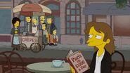 Mr. Burns meets Lyla