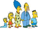 Envelhecimento de personagens em Os Simpsons