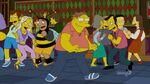 Barney dancing