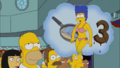 Marge's bikini The Bob Next Door