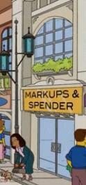 Markups & Spender