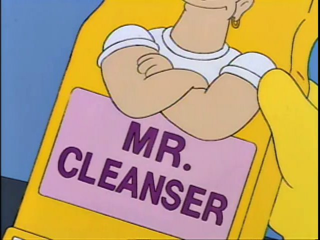 Mr. Cleanser