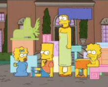 Simpson-tetris
