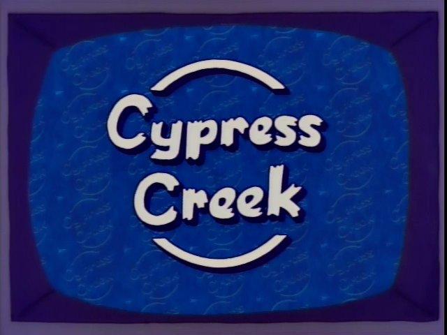 Cypress Creek (video)