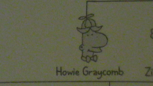 Howie Graycomb