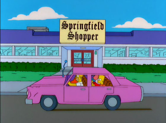 The Springfield Shopper Building