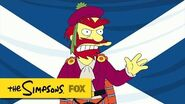Willie's Views On Scottish Independence THE SIMPSONS ANIMATION on FOX
