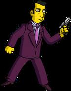 Johnny Tightlips (Acts Like Nobody Shot Him)