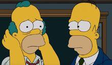 Krusty & Homer