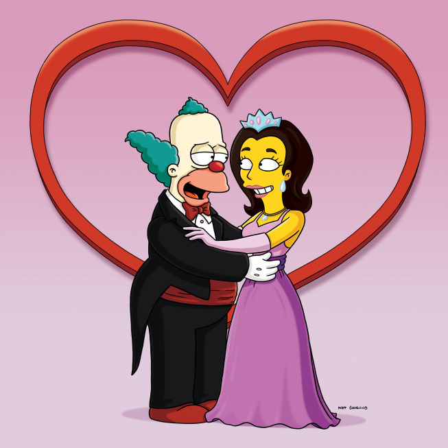 """""""Era uma vez"""" em Springfield"""