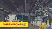 """THE SIMPSONS The Next Big Leap from """"The Marge-ian Chronicles"""" ANIMATION on FOX"""
