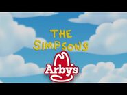 Arby's References in The Simpsons
