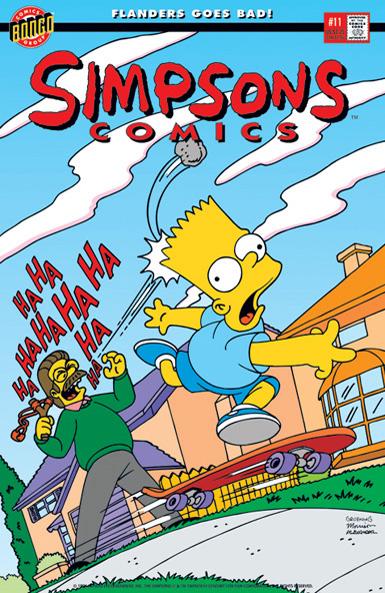 Simpsons Comics 11