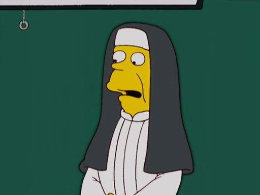 Sister Thomasina