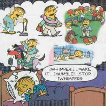 24 Hours In The Life Of Ralph Wiggum Simpsons Wiki Fandom