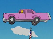 Bart saida escola dirigindo 2