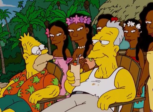 As 15 esposas de Cyrus Simpson