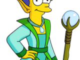 Cleric Marge
