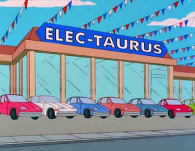 Concessionária Elec-Taurus