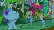 The Fool Monty (Couch Gag) 3