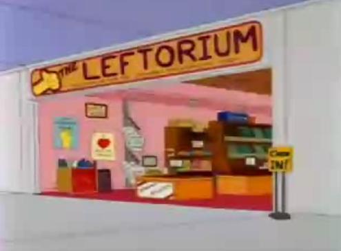The Leftorium