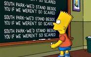 Southparkwedstandbehindyouifwewerentsoscared
