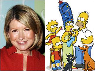 Martha Stewart será a convidada especial de 'Os Simpsons' no Natal
