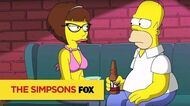 "THE SIMPSONS Owning It from ""Every Man's Dream"" ANIMATION on FOX"