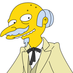 Wainwright Montgomery Burns