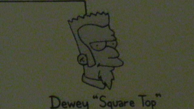 Dewey Stillman