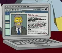 Bill James (character)