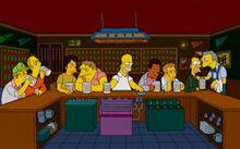 Ultima ceia bar do moe