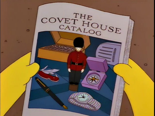 The Covet House