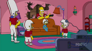 Gal of Constant Sorrow Couch Gag.png