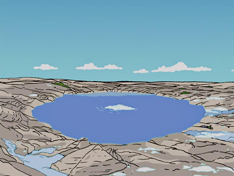 Springfield Glacier