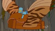 The Fool Monty (Couch Gag) 5